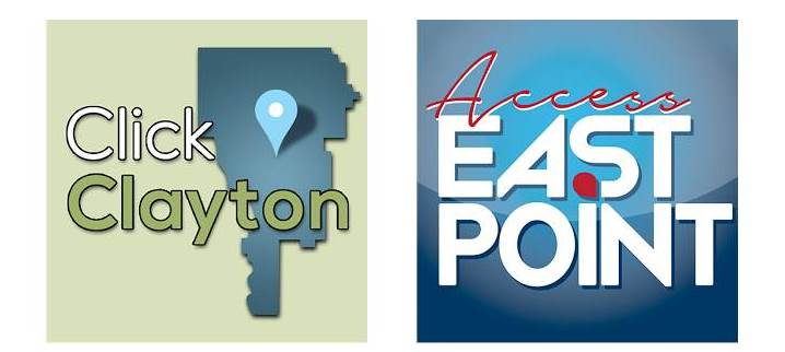Access East Point and Click Clayton Apps Now Available