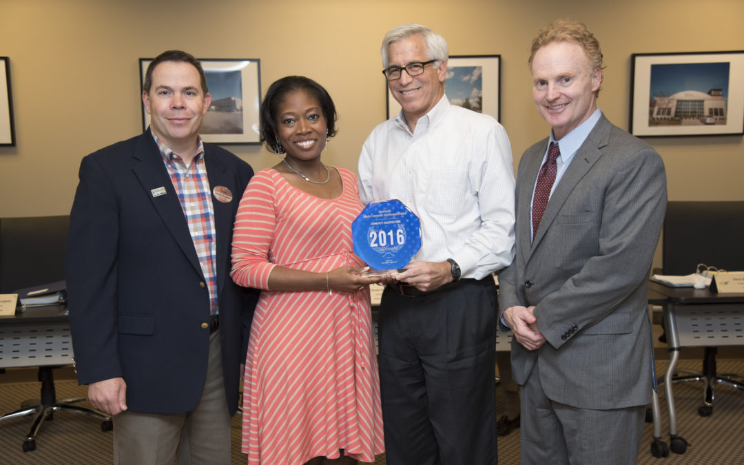 Aerotropolis Atlanta Community Improvement Districts Receives 2016 Best of Atlanta Award