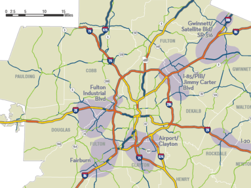 STUDY – FREIGHT CLUSTER PLAN