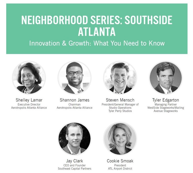 Neighborhood Series: Southside Atlanta