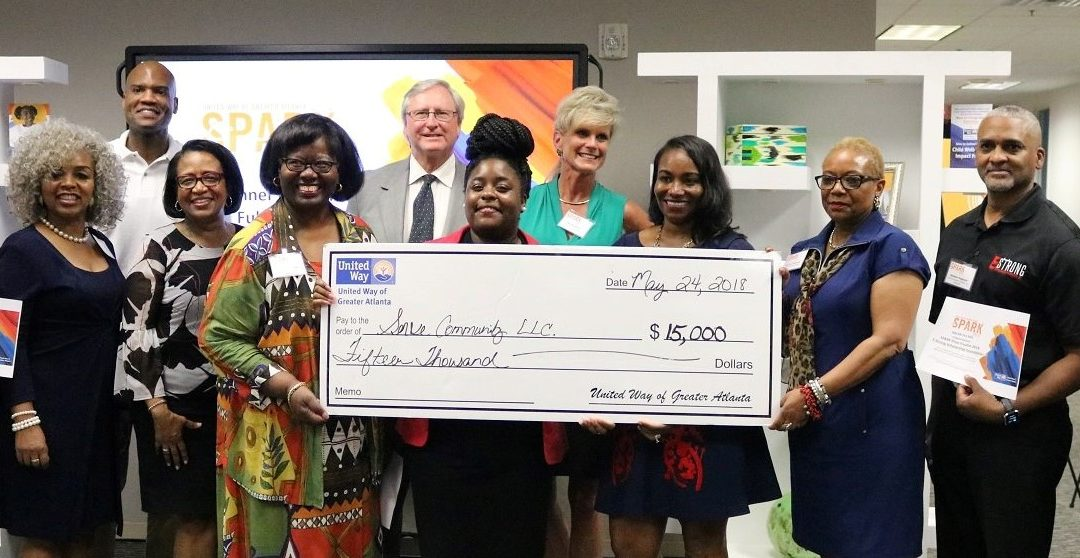 SPARK Prize South Fulton Awards $15,000 to Serve Community