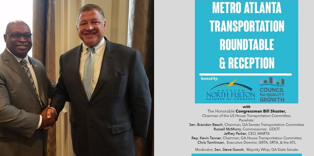 Metro Atl. Transportation Roundtable