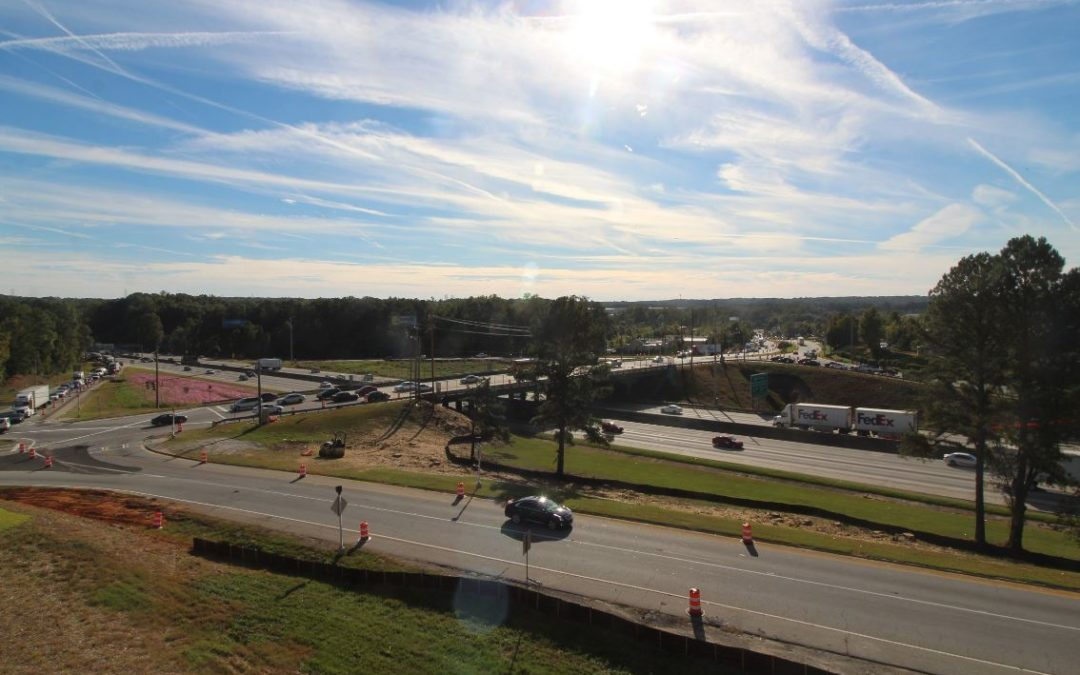 Camp Creek Parkway DDI Project Update
