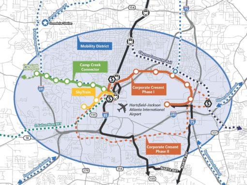 Aerotropolis Transit Feasibility Study